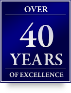 Over 40 Years of Excellence